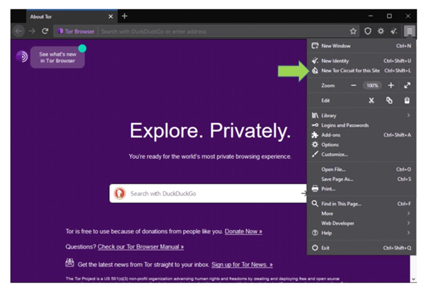 Tor - Explore Privately